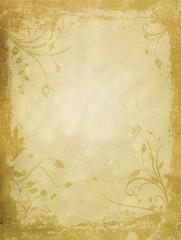 Old grunge paper background.