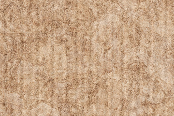 Recycle Beige Striped Pastel Paper Coarse Grunge Texture