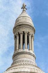 Sacre Coeur, Paris, Frace-architectural detail