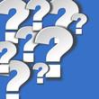 Fragezeichen 3d weiss #141206-svg02