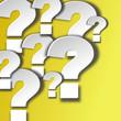 Fragezeichen 3d weiss #141207-svg04