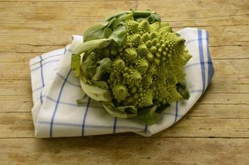 Romanesco broccoli Broccolo Romanescu Expo Milano 2015