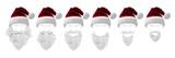 Weihnachtsmann Kostüm - 74347078