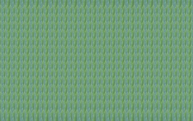 background made of fresh green leaf pattern