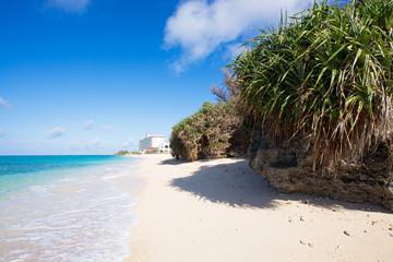 沖縄のビーチ・天浜・てぃんぬはま