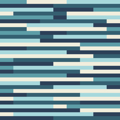 A blue vector geometric pattern background