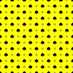 Cards  seamless pattern.