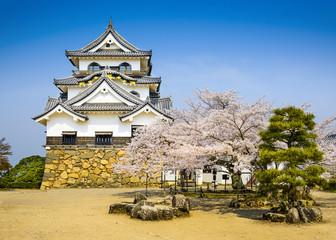 Hikone Castle in Hikone, Japan