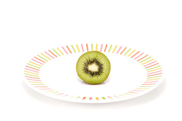 Tht half kiwi