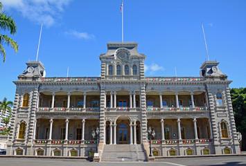 ʻIolani Palace, Honolulu