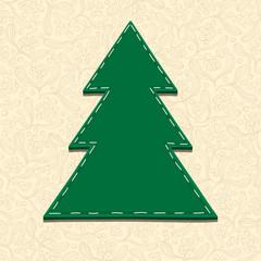 Needlecraft Christmas Tree