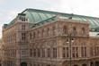 canvas print picture - Wiener Staatsoper