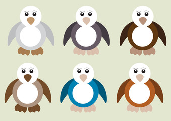 penguin set