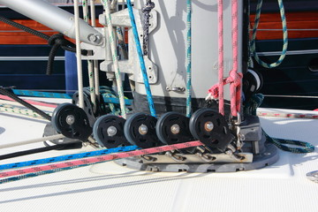 Yacht Pulleys