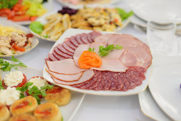 Assorted Meat Plate