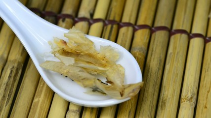 Japanische Bonito Flocken für Dashi Brühe