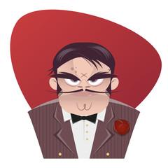 gangster cartoon mafia lustig