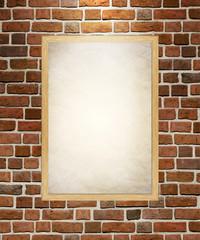 Abstract Brick Texture