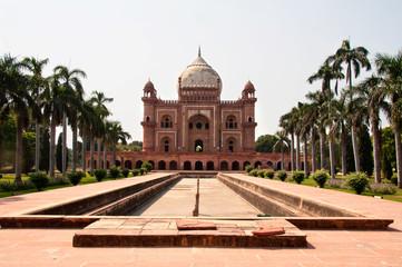 India, Delhi, Temple