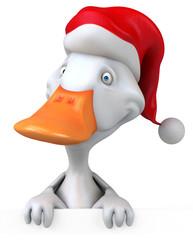 Fun duck.