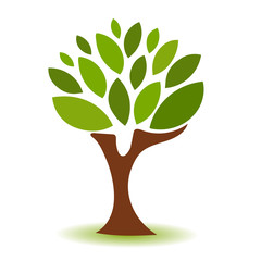 Векторный символ - дерево