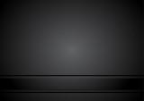 Fototapety Black simple background