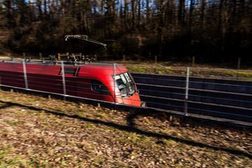 Güterzug der ÖBB