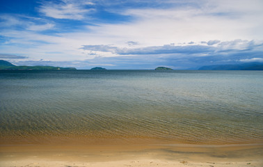 Chivyrkuisky bay of Lake Baikal