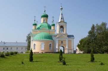 Введеннская церковь в Введено-Оятский монастыре