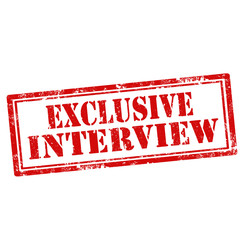 Exclusive Interview-stamp