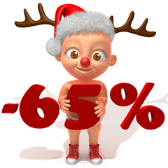 Baby Jake christmas sale 65 percent discount