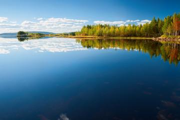 Herbststimmung in Finnland