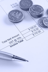 New Zealand GST Goods and Services Tax