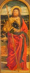 Padua - st. Jacob the Apostle in church of st. Nicholas