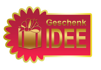 Button / Geschenk IDEE
