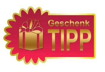 Button / Geschenk Tipp