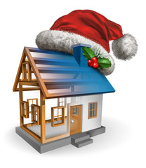 Winter Holiday Construction