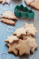 Christmas Gingerbread Cookies, Biscuits