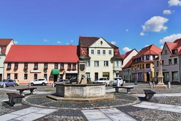 Ruhland Marktbrunnen