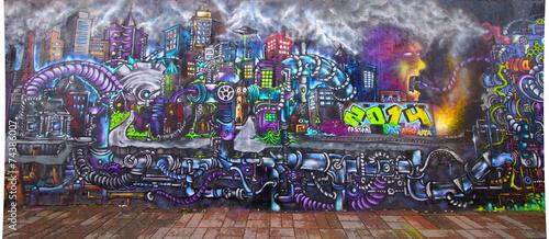 Graffiti - 74386007