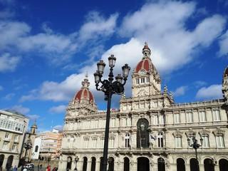 María Pita, A Coruña
