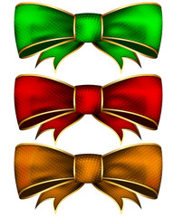 Collection bow