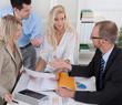 Konflikte und Meinungsverschiedenheiten in der Arbeit