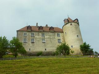le château de Gruyère