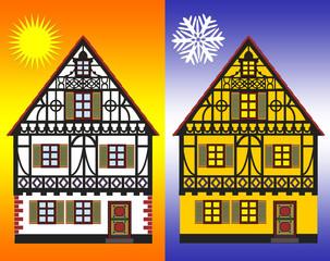Energy Efficiency Measures by Renovation