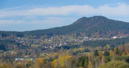 Bergdorf Rabenstein -Heimat des Waldpropheten Mühlhiasl