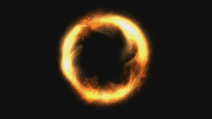 Fire Ring Animation