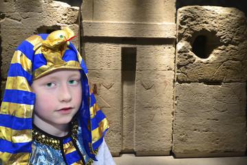 Boy farao