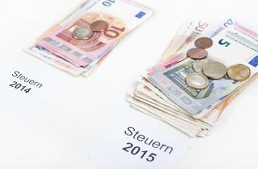 mehr steuern 2015