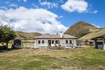Ecuadorian country house